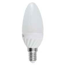 4W Frosted E14 LED Light Bulb (Set of 10)