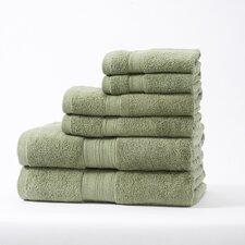 Chapelle Luxury Hotel/Spa 6 Piece Towel Set