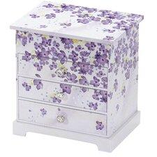 Lilac Jewellery Box