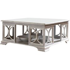 Sea Island Coffee Table by Habersham