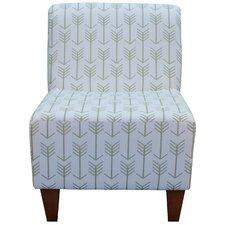 Madiun Slipper Chair by Varick Gallery