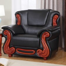 Adaline Club Chair by Fleur De Lis Living