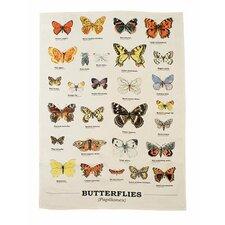 Butterflies Tea Towel