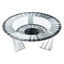Tunnel Vision Coffee Table by Nova of California