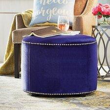 Wivenhoe Fabric Ottoman by House of Hampton®