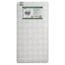 """Serta Tranquility Eco Firm 6"""" Crib and Toddler Mattress"""