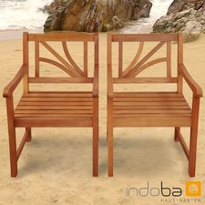 Lotus Dining Chairs (Set of 2)
