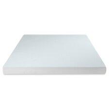 "Premium 2 Layer 4"" Memory Foam Mattress Topper"