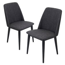 Bemott Parsons Chair (Set of 2)