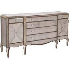 Radnor Mirrored Sideboard by House of Hampton