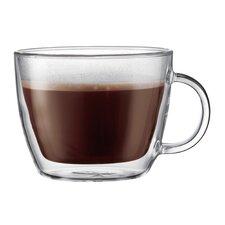Double Walled Coffee Mug (Set of 2)
