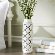 2 Piece Ceramic Vase Set