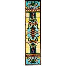 Blackstone Hall Tiffany Style Stained Glass Window
