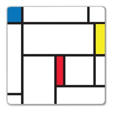 Magnetic Large Color Block Wipe Dry Erase Board