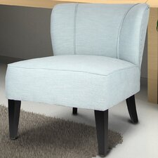Soft Fabric Lien Leisure Side Chair by Homebeez