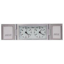 Photo Frame Alarm Tabletop Clock