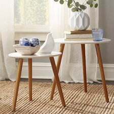 Phoebe 2 Piece Nesting Table