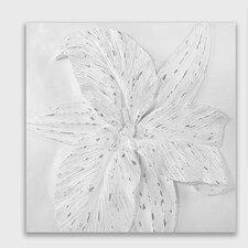 Wanddekoration Lilium