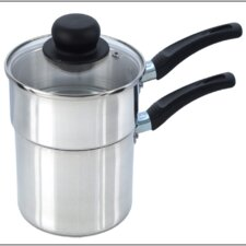 Double Boiler with Lid