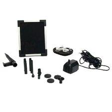 Solar Pump and Solar Panel Kit with 5 Spray Heads