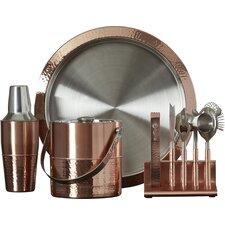 Asher 9 Piece Copper Bar Set