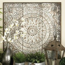 Traditional Artistic Wall Panel Décor