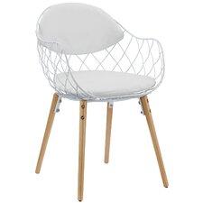 Allyssa Basket Arm Chair