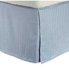 300 Thread Count Quality Cotton Stripe Bed Skirt