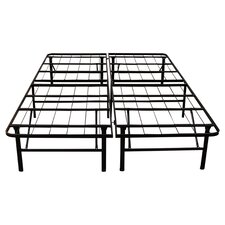 quick view 14 platform heavy duty metal bed frame