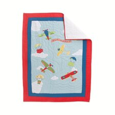 Fly Away Baby Quilt