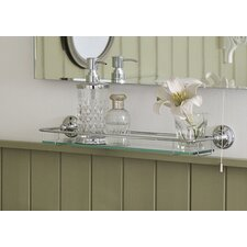46.6 x 6.2cm Bathroom Shelf