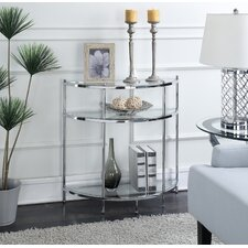 Boehm Entryway Console Table by Varick Gallery