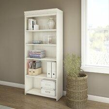 Allentown 5 Shelf 69 Standard Bookcase by Darby Home Co