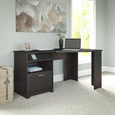 Hillsdale Corner Executive Desk