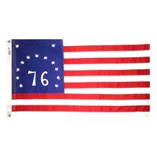 Bulldog Bennington Traditional Flag