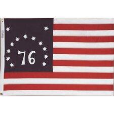 Nylon Bennington Dyed Traditional Flag