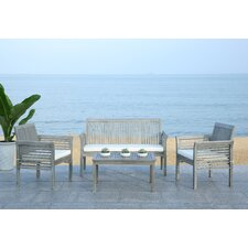Armin 4 Seater Outdoor Dining Set