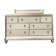 Sirena 7 Drawer Dresser by House of Hampton