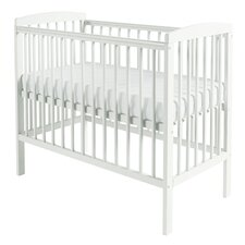 Sydney Compact Cot with Mattress