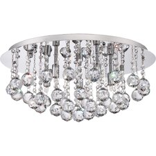 Toby 5-Light Flush Mount