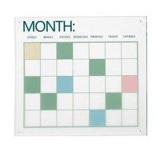 Acrylic Calendar Wall Décor