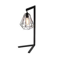 "Metal Wire 26"" Desk Lamp"
