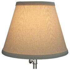 "9"" Linen Empire Lamp Shade"
