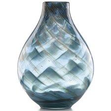 Seaview Swirl Table Vase