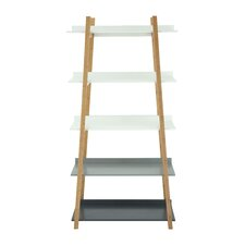 Nostra 180cm 5 Tier Shelf Unit