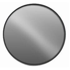 Metal Round Accent Mirror