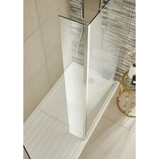 Wetroom 185cm x 25cm Shower Door