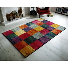 Alpha Multi-Coloured Rug