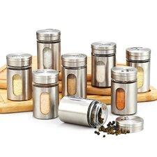 Spice Jars (Set of 8)