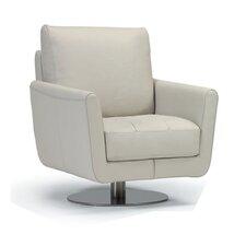 Syria Swivel Club Chair by Bellini Modern Living